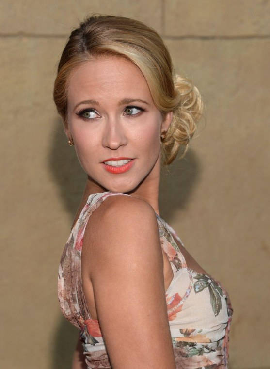 Anna Camp At Lovelace Premiere In Hollywood
