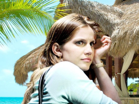 Anna Chlumsky Young