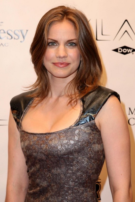 Stand Up For Cure Concert Anna Chlumsky