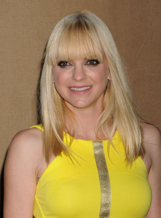 Anna Faris At Cw Cbs And Showtime Summer Tca Party