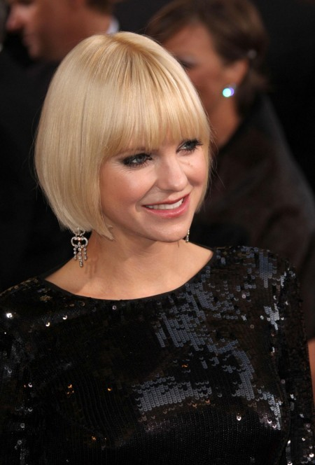 Anna Faris At Th Annual Academy Awards In Los Angeles