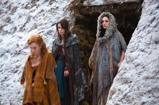 Picture Of Anna Hutchison Jenna Lind And Gwendoline Taylor In Spartacus War Of The Damned Large Picture