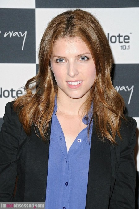 Anna Kendrick And Kelly Osbourne Step Out In Style