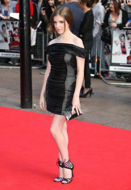 Anna Kendrick Scott Pilgrim Vs The World London Premiere