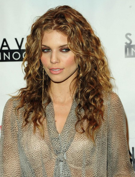 Annalynne Mccord At Hope Pass It On Gala At Sofitel Hotel In Los Angeles