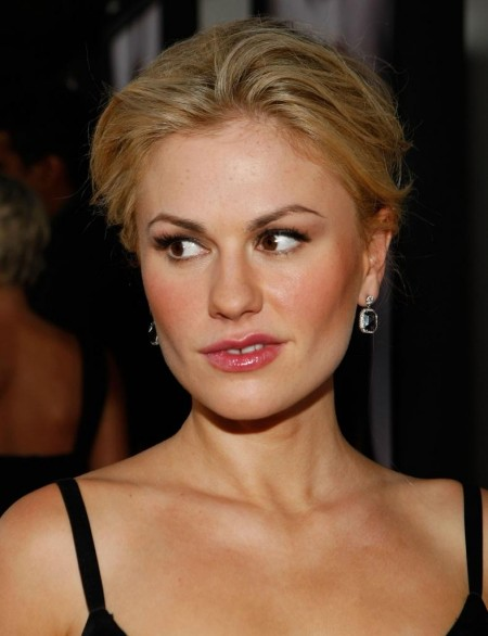 Anna Paquin Los Angeles Premiere Of Hbo Se