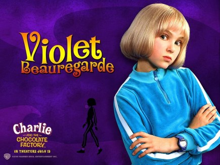 Annasophia Robb In Charlie And The Chocolate Factory Wallpaper Charlie And The Chocolate Factory