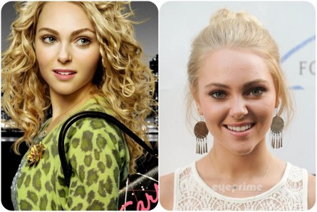 Annasophia Robb Makeup And Hair Charlie And The Chocolate Factory