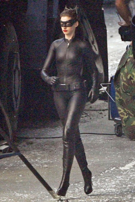 Anne Hathaway Catwoman Catwomen