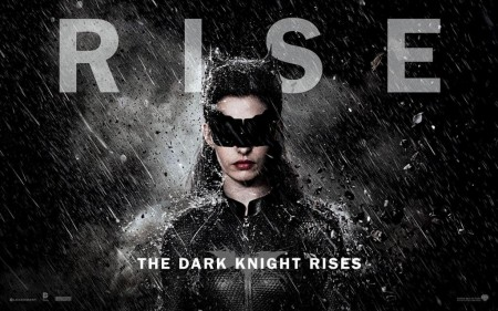 Anne Hathaway In Rise Catwomen