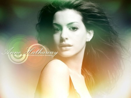 Free Anne Hathaway Wallpapers