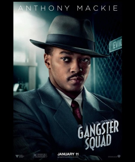 Anthony Mackie In Gangster Squad