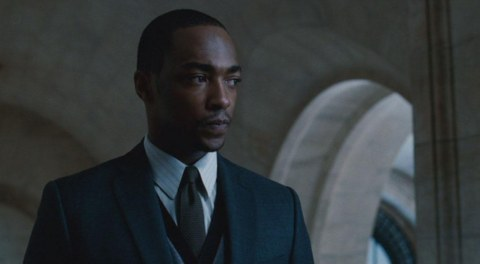 Anthony Mackie In The Adjustment Bureau Anthony Mackie