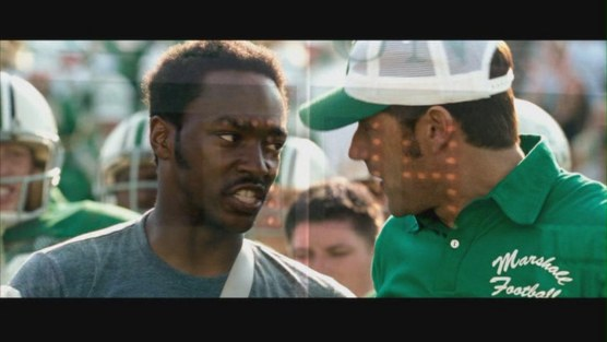 Anthony Mackie In We Are Marshall Anthony Mackie