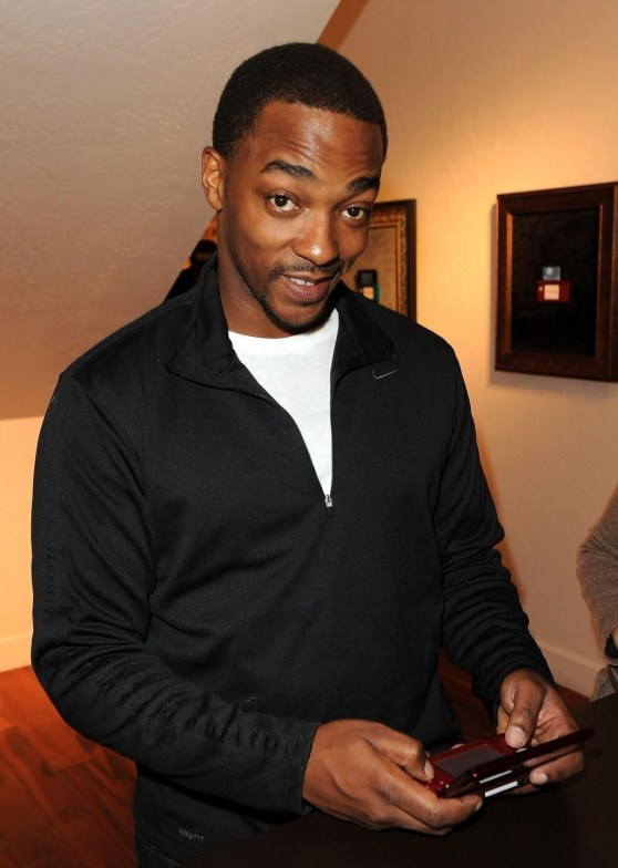 Anthony Mackie Pictures