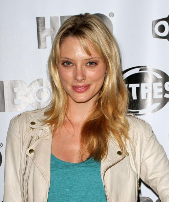 April Bowlby Drop Dead Diva Screening During Outfest In Hollywood Hot