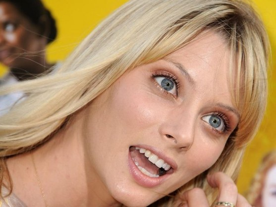 April Bowlby The Help Premiere How Met Your Mother