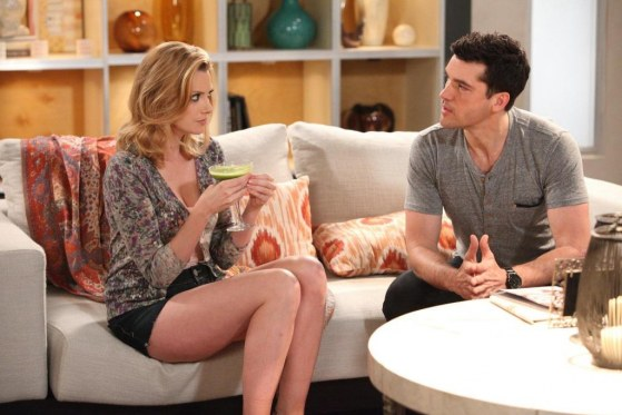 Picture Of April Bowlby And Jackson Hurst In Drop Dead Diva Large Picture