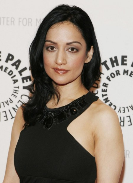 Archie Panjabi An Evening With The Good Wife At Paley Center Apr