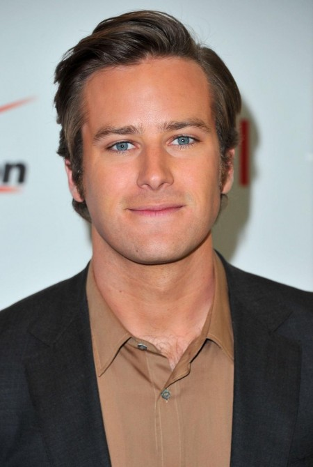Ss Hot Guys Cool Names Armie Hammer