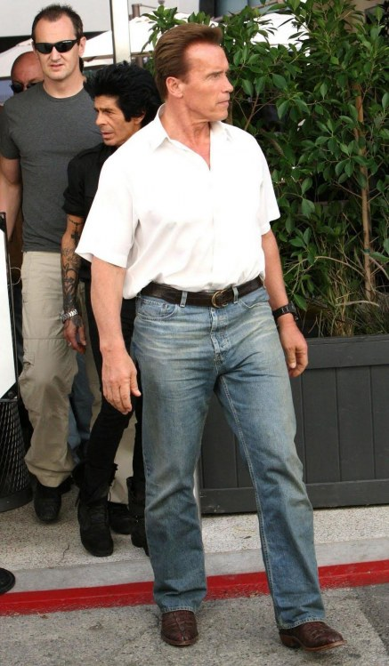 Arnold Schwarzenegger Dress Fashion Fashion