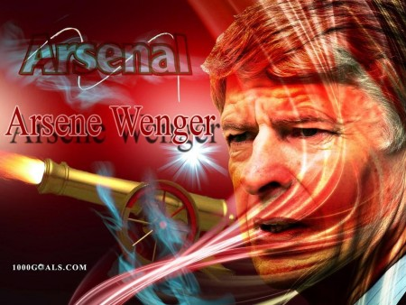Arsene Wenger Arsenal Wallpaper