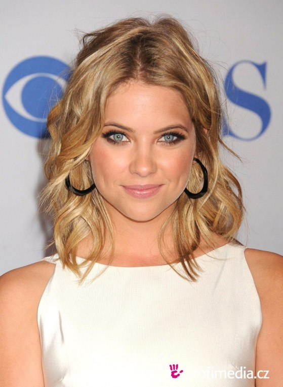 Ashley Benson Brown Hair