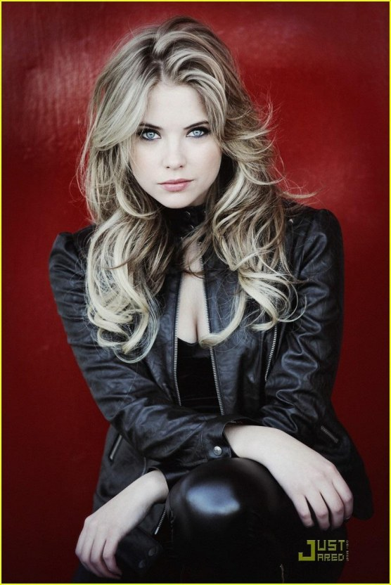 Ashley Benson Troix December