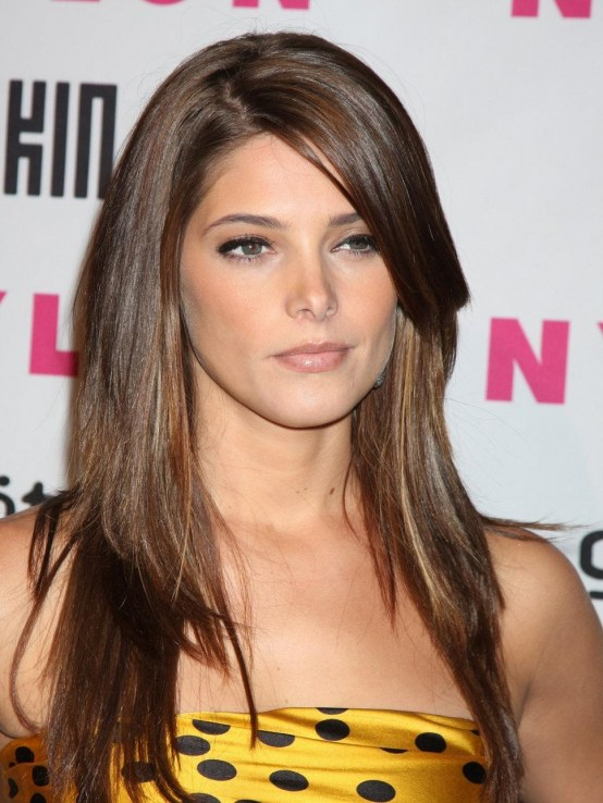 Ashley Greene Hairstyle Wallpaper