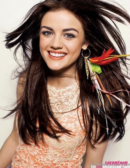 And Lucy Hale