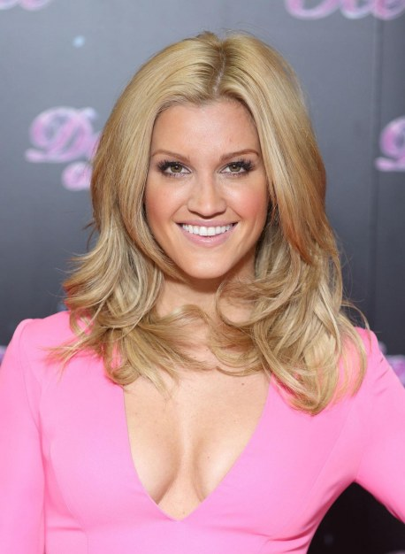 Ashley Roberts At Dancing On Ice Photocall In London