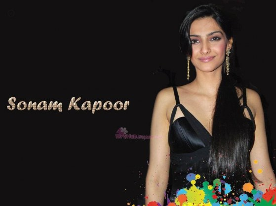 Sonam Kapoor Most Beautiful Girls Revealing Bollywood Actress Hot Celebrities Lavishly Women Attractive Babes World Class Rare Wallpapers Wpshubblogspotcom Wallpaper