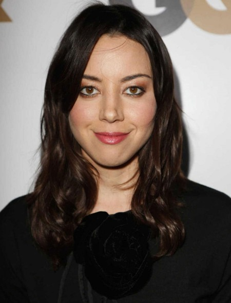 Aubrey Plaza At Gq Men Of The Year Party In Los Angeles