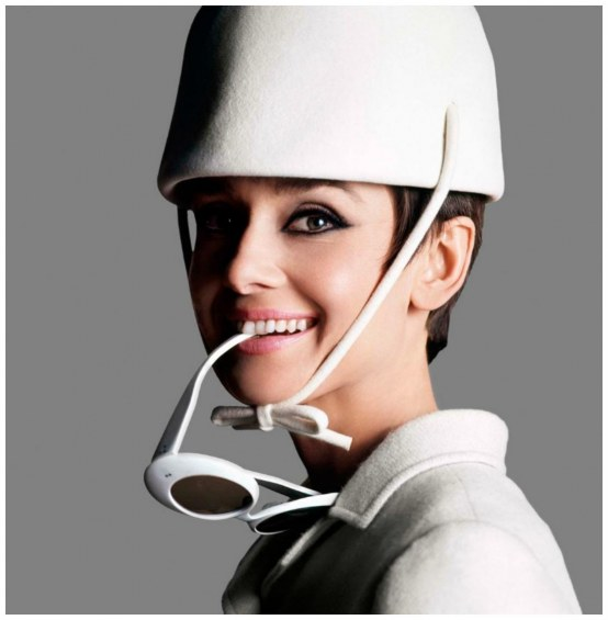 Photo By Douglas Kirkland Audrey Hepburn Parisc Old