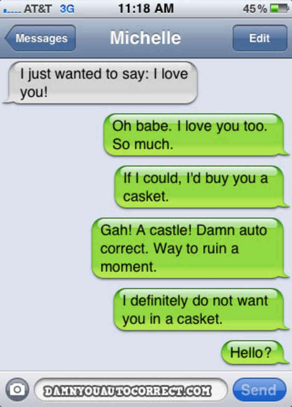 Buy You Castle Custom Ba Funny Text Messages