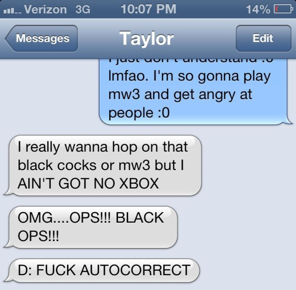 Funny Text Messages