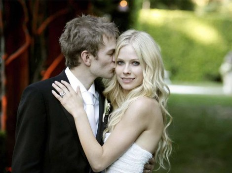 Avril Lavigne Wedding Pictures Wedding