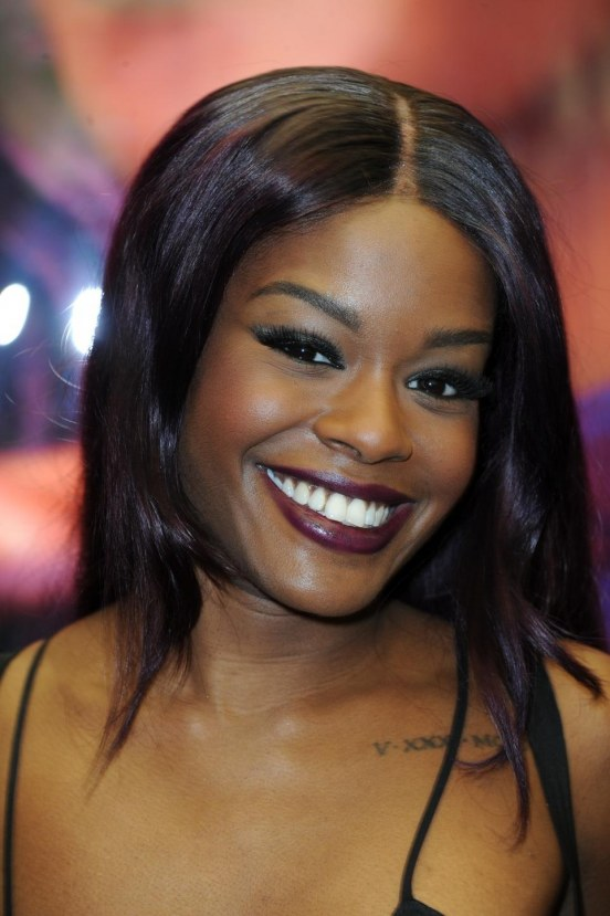 Azealia Banks Performs At Mac Soho In Celebration Of Fashions Night Out Sexy