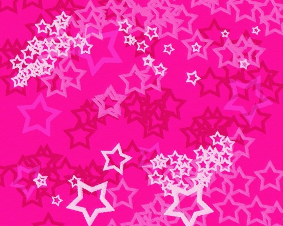 Cool Stars Backgroundscute Pink Background Stars Pattern Backgrounds For Powerpoint Fpvk Paa Star