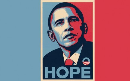 Hope Barack Obama Wallpaper Wallpaper