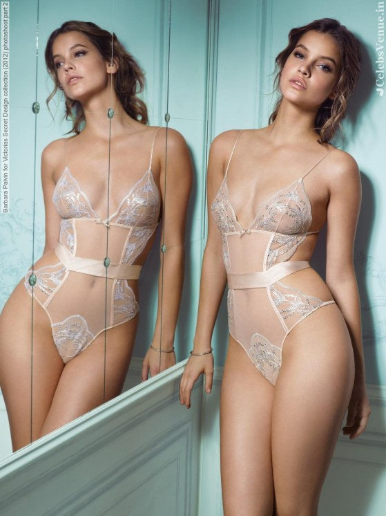 Barbara Palvin For Victorias Secret Design Collection Photoshoot Part Victoria Secret