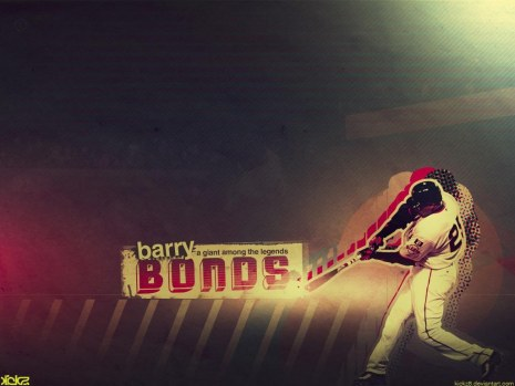 Barry Bonds Wallpaper Normal