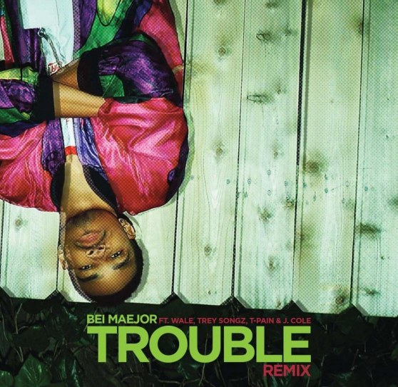 Bei Maejor Trouble Remix Cover