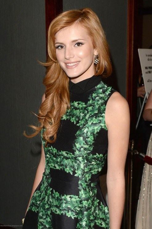 Bella Thorne Photos At Th Annual Race To Erase Ms Gala And Boyfriend