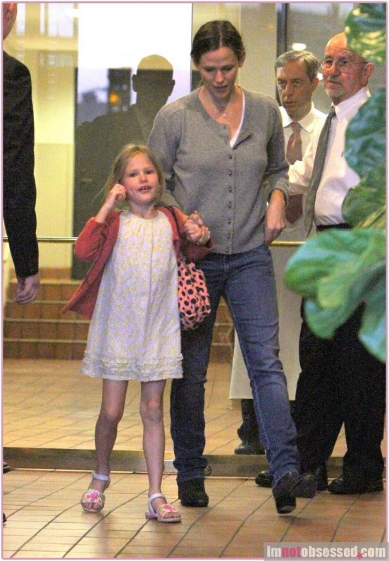 Ben Affleck Jennifer Garner Kids And Jennifer Garner And Kids