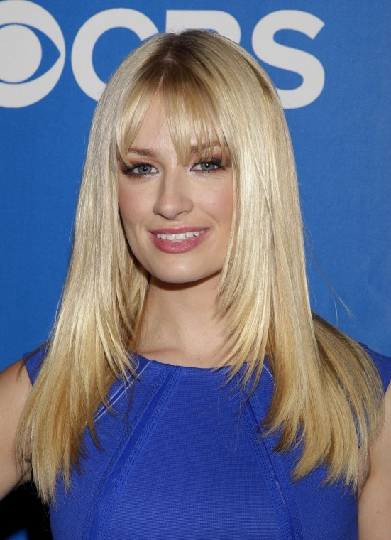 Beth Behrs No Makeup