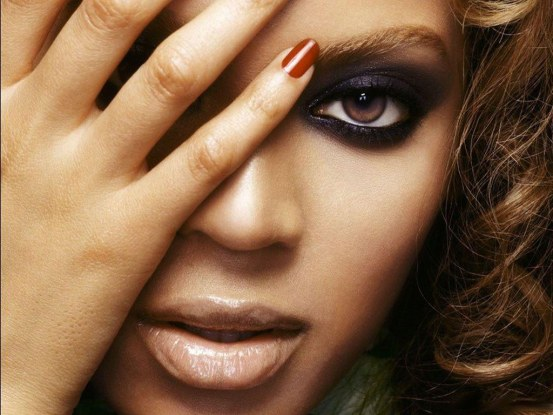 Beyonce Eyes Wallpaper Normal Wallpaper