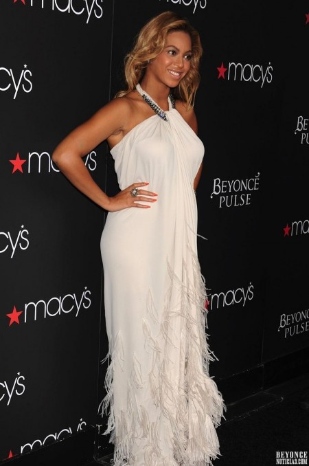 Beyonce Macys Pulse Launch Party Party