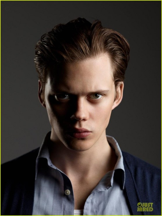 Bill Skarsgard Bill And Alex Skarsgard