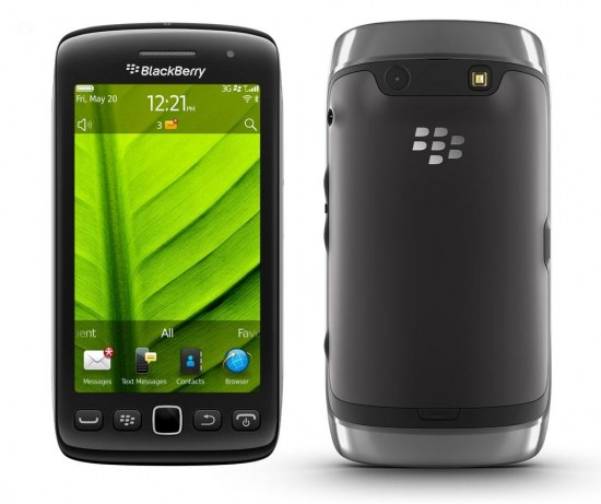 Blackberry Torch Picture